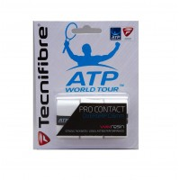 OVERGRIP TECNIFIBRE PRO CONTACT - BRANCO