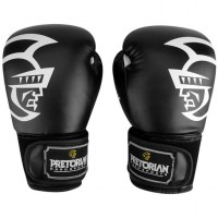 LUVAS DE BOXE PRETORIAN TRAINING 16 OZ. - PRETO
