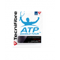 CUSHION GRIP TECNIFIBRE X-TRA ENDURANCE - PRETO