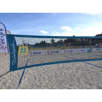 REDE QUICKSAND BEACH TENNIS CENTRAL - 8,80M X 1,00M