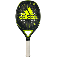 RAQUETE ADIDAS BEACH TENNIS V6 - LIME