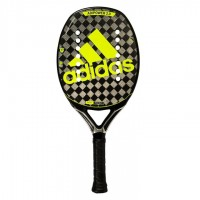 RAQUETE ADIDAS BEACH TENNIS ADIPOWER 2.0 - LIME