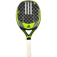 RAQUETE ADIDAS BEACH TENNIS ADIPOWER ATTK - LIME