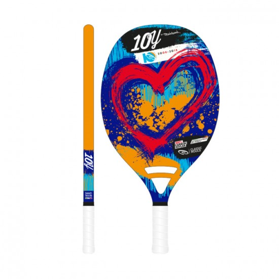 RAQUETE QUICKSAND BEACH TENNIS 10Y