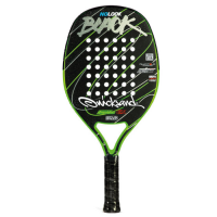 RAQUETE QUICKSAND BEACH TENNIS NOLOOK BLACK