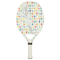 RAQUETE QUICKSAND BEACH TENNIS SPLASH - BRANCO