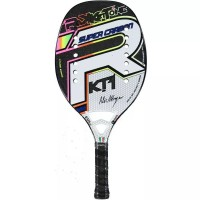 RAQUETE RAKKETTONE BEACH TENNIS SUPER CARBON