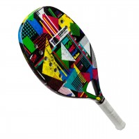 RAQUETE TOPGRIP BEACH TENNIS FLASH - COLOR