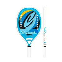 RAQUETE QUICKSAND BEACH TENNIS SPLASH CYAN