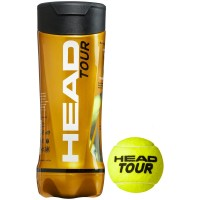 BOLA HEAD TOUR RIO OPEN - 3 BOLAS