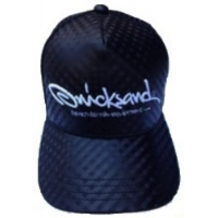 BONÉ QUICKSAND TRUCKER BORDADO - PRETO