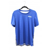 CAMISETA ASICS AIR FORCE BLUE PR PRI - AZUL