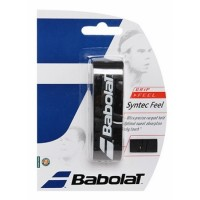 CUSHION GRIP BABOLAT SYNTEC FEEL - PRETO