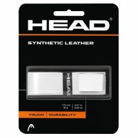 CUSHION GRIP HEAD SYNTHETIC LEATHER - BRANCO