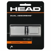 CUSHION GRIP HEAD DUAL ABSORBING - CINZA