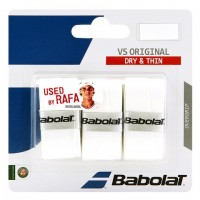 OVERGRIP BABOLAT VS ORIGINAL - BRANCO
