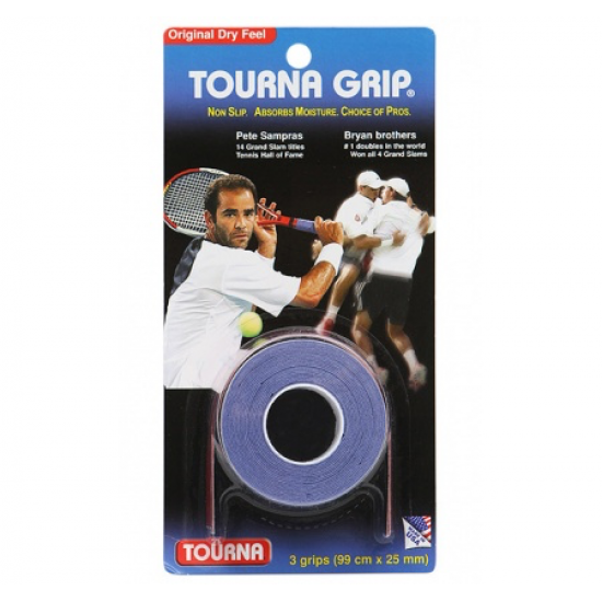 OVERGRIP UNIQUE TOURNA GRIP - AZUL