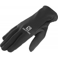 LUVA SALOMON RUNNING FLEECE GLOVES