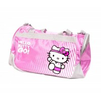 MALA HELLO KITTY SPORT DUFFLE - ROSA