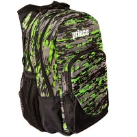 MOCHILA PRINCE TEAM COLLECTION - PRETO/VERDE