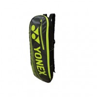 MOCHILATEIRA YONEX TEAM TOURNAMENT - BLACK/LIME