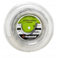 ROLO DE CORDA BABOLAT INTERNATIONAL TOUR 1.32 - BRANCO