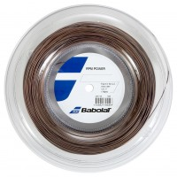ROLO DE CORDA BABOLAT RPM POWER 1.25 - ELECTRIC BROWN