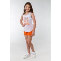 REGATA TRINYS BÁSICA - LITTLE GIRLS WORKOUT