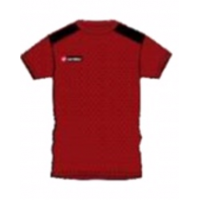 CAMISETA LOTTO CESARE  - BORDEAUX/PRETO