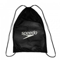 GYM SACK SPEEDO MESH - PRETO