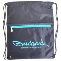 BEACH BAG QUICKSAND - PRETO/AZUL