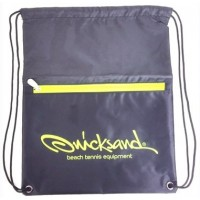 BEACH BAG QUICKSAND - PRETO/AMARELO