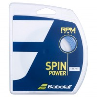 SET DE CORDA BABOLAT RPM POWER 1.25 - BLUE