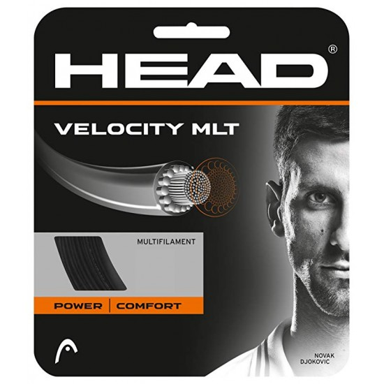 SET DE CORDA HEAD VELOCITY MLT 1.25 - NATURAL