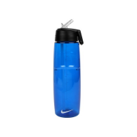 GARRAFA NIKE T1 FLOW WATER BOTTLE 946 ML - AZUL