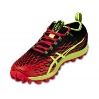 TENIS ASICS GEL-FUJIRUNNEGADE 2 PLASMAGUARD - ORANGE/FLASH YELLOW/BLACK