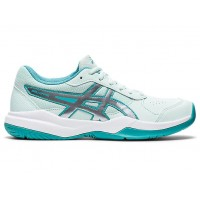 TÊNIS ASICS GEL GAME 7 GS CLAY  - BIO MINT/PURE SILVER