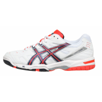 TÊNIS ASICS GEL GAME 4 - WHITE/ECLIPSE/DIVA PINK