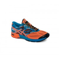 67263179ba TÊNIS ASICS GEL - NOOSA TRI 10 HOT ORANGE   HOT ORANGE   ELETRIC BLUE