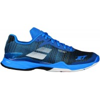 TÊNIS BABOLAT JET MATCH II ALL COURT - AZUL/PRETO