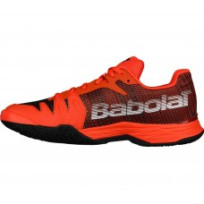 TÊNIS BABOLAT JET MATCH II ALL COURT - LARANJA/PRETO