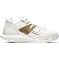 TÊNIS NIKE AIR ZOOM ZERO HC - PHANTOM/METALLIC GOLD