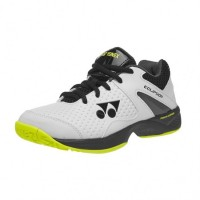 TÊNIS YONEX ECLIPSION 2 JR - WHITE/LIME