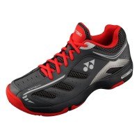 TENIS YONEX POWER CUSHION CEFIRO - CINZA/RED FLOUR
