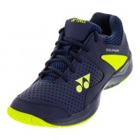 TÊNIS YONEX POWER CUSHION ECLIPSION 2 JR - NAVY/YELLOW