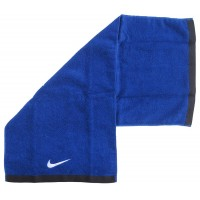 TOALHA NIKE FUNDAMENTAL MEDIUM - AZUL