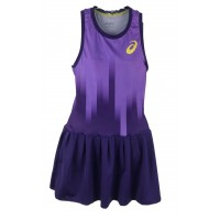 VESTIDO ASICS W TENNIS DRESS - PARACHUTE PURPLE