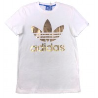 CAMISETA ADIDAS ORIGINALS FOIL - WHITE