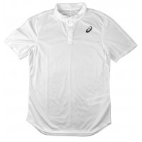 CAMISA ASICS M CLUB POLO - BRANCO