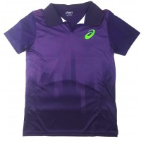 CAMISA ASICS M TENNIS POLO - PARACHUTE PURPLE
